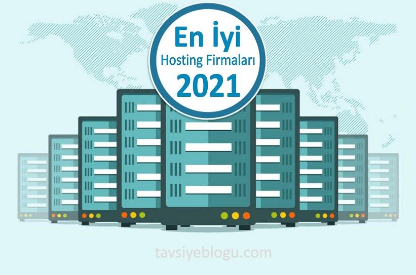 En İyi Hosting Firmaları 2021